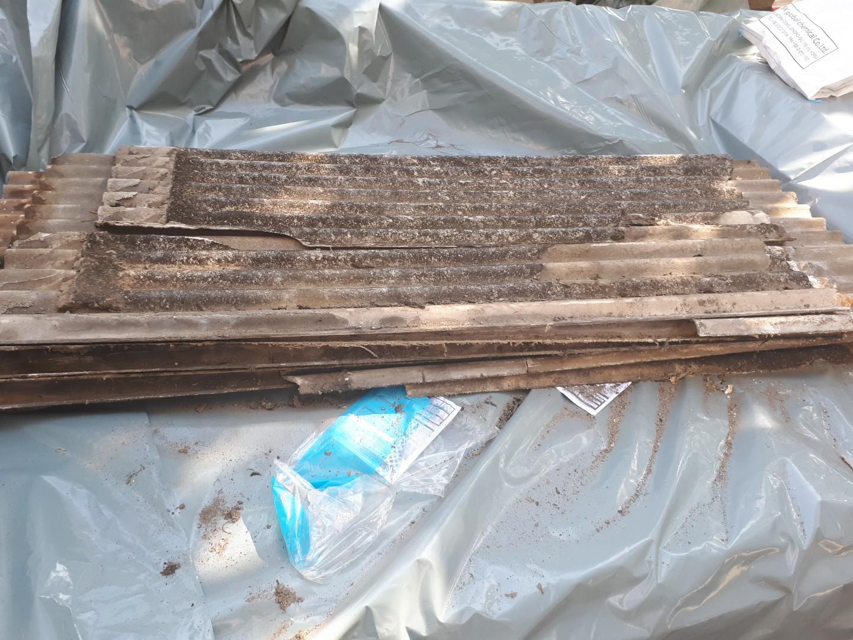 14 번째 사진  에  연면적43 ㎡ 부산 부산진구 진남로 주택 슬레이트지붕 석면철거