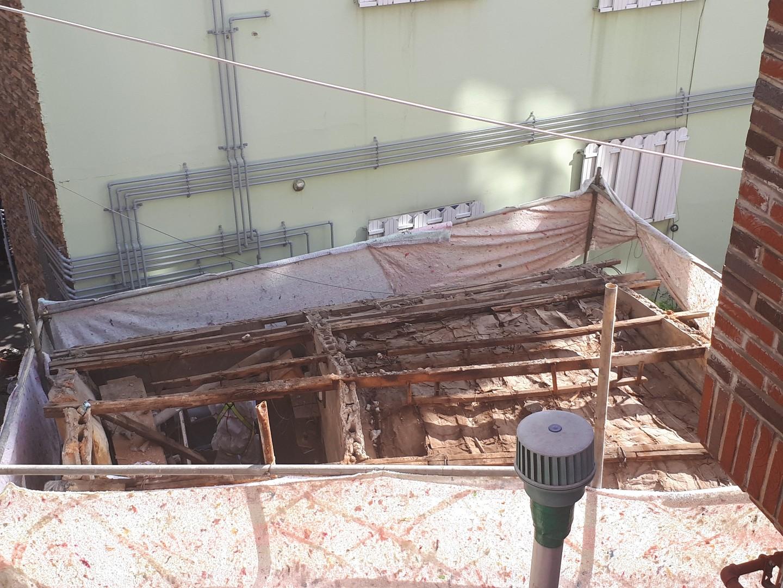 16 번째 사진  에  연면적43 ㎡ 부산 부산진구 진남로 주택 슬레이트지붕 석면철거