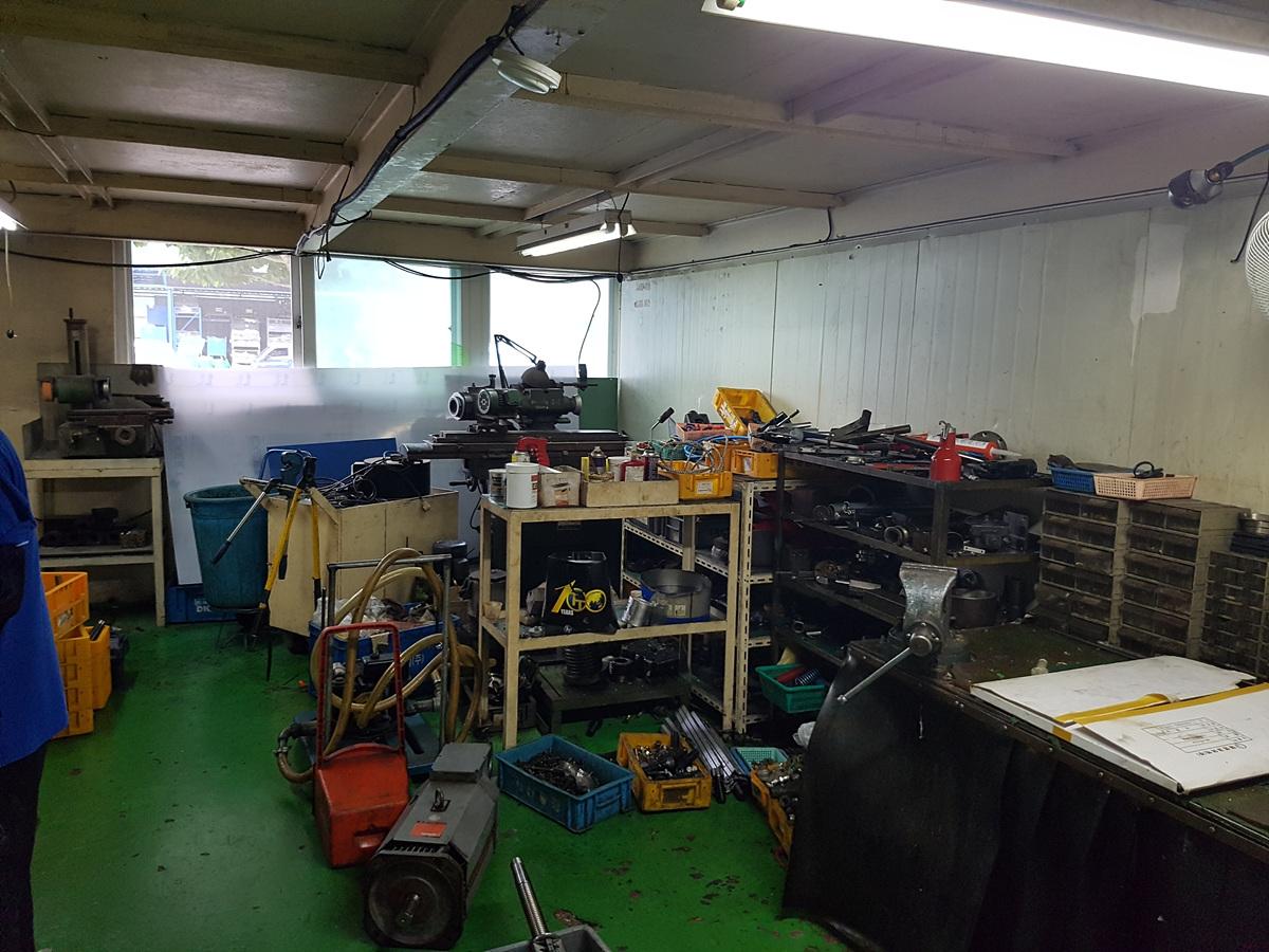 3 번째 사진 공장시설 에  연면적492.15 ㎡ 부산 기장군 정관면 공장시설 석면조사