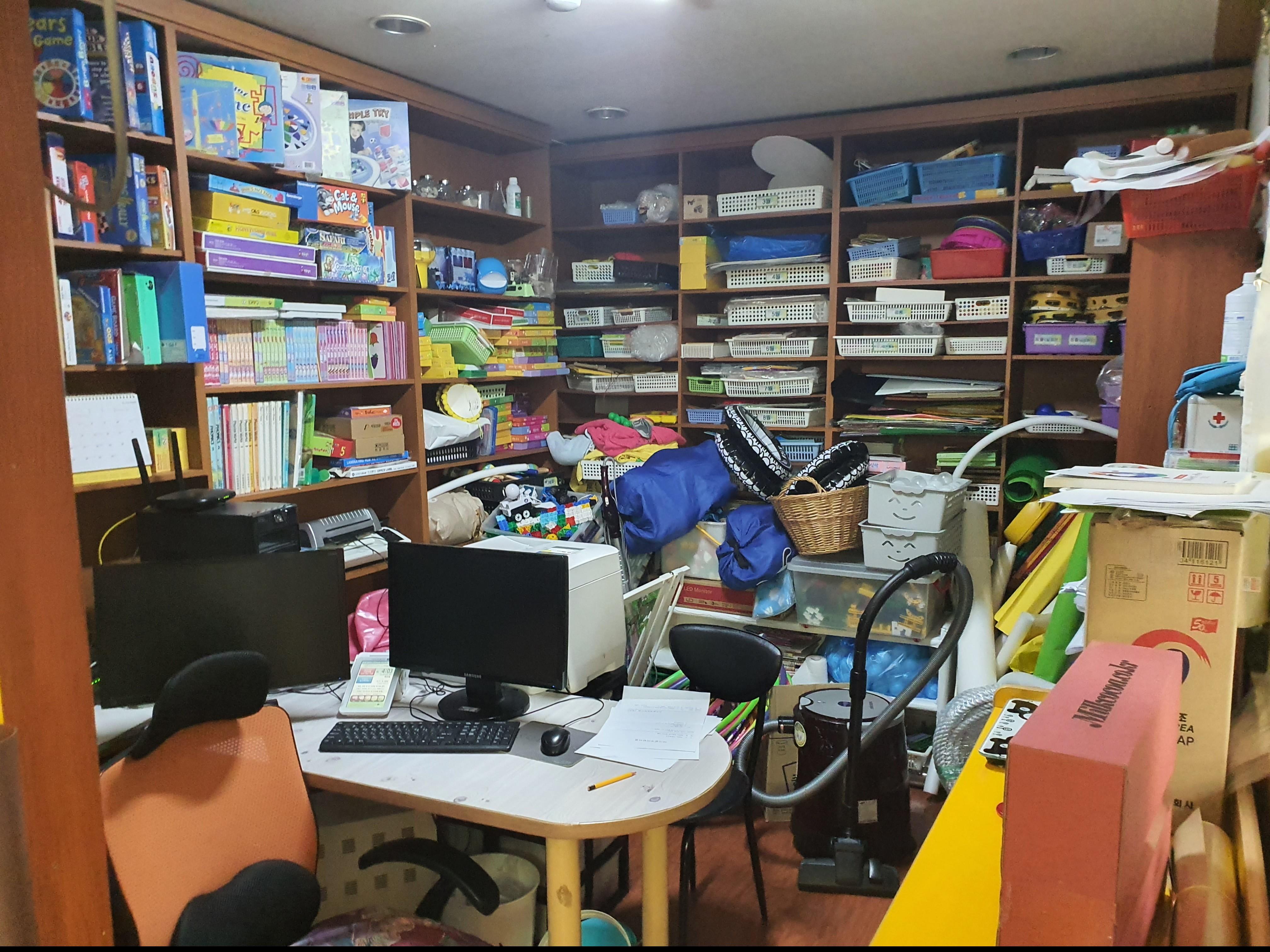 7 번째 사진 교육연구시설 에  연면적1262.37 ㎡ 어린이집 석면조사 서울시 강동구