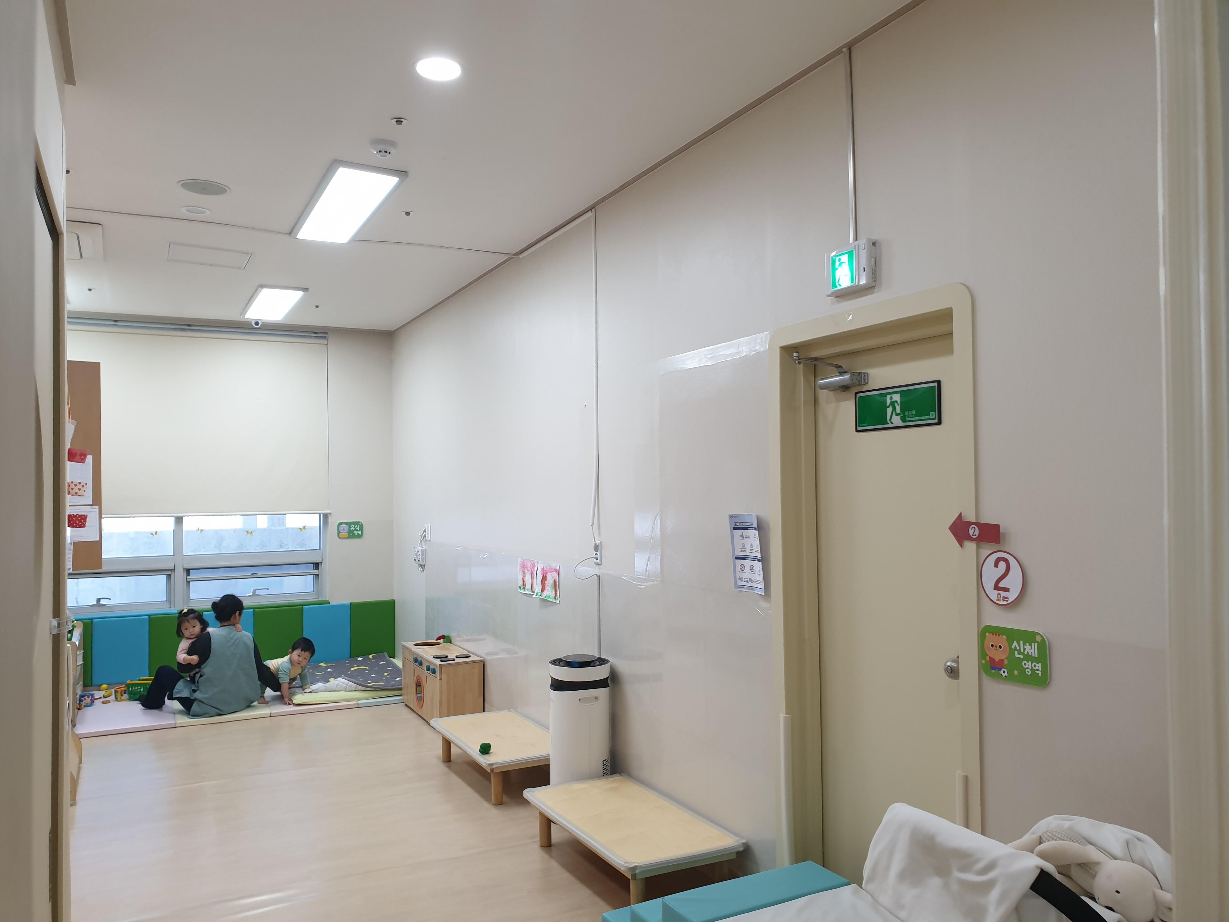 8 번째 사진 교육연구시설 에  연면적112 ㎡ 어린이집 부산 강서구 석면조사