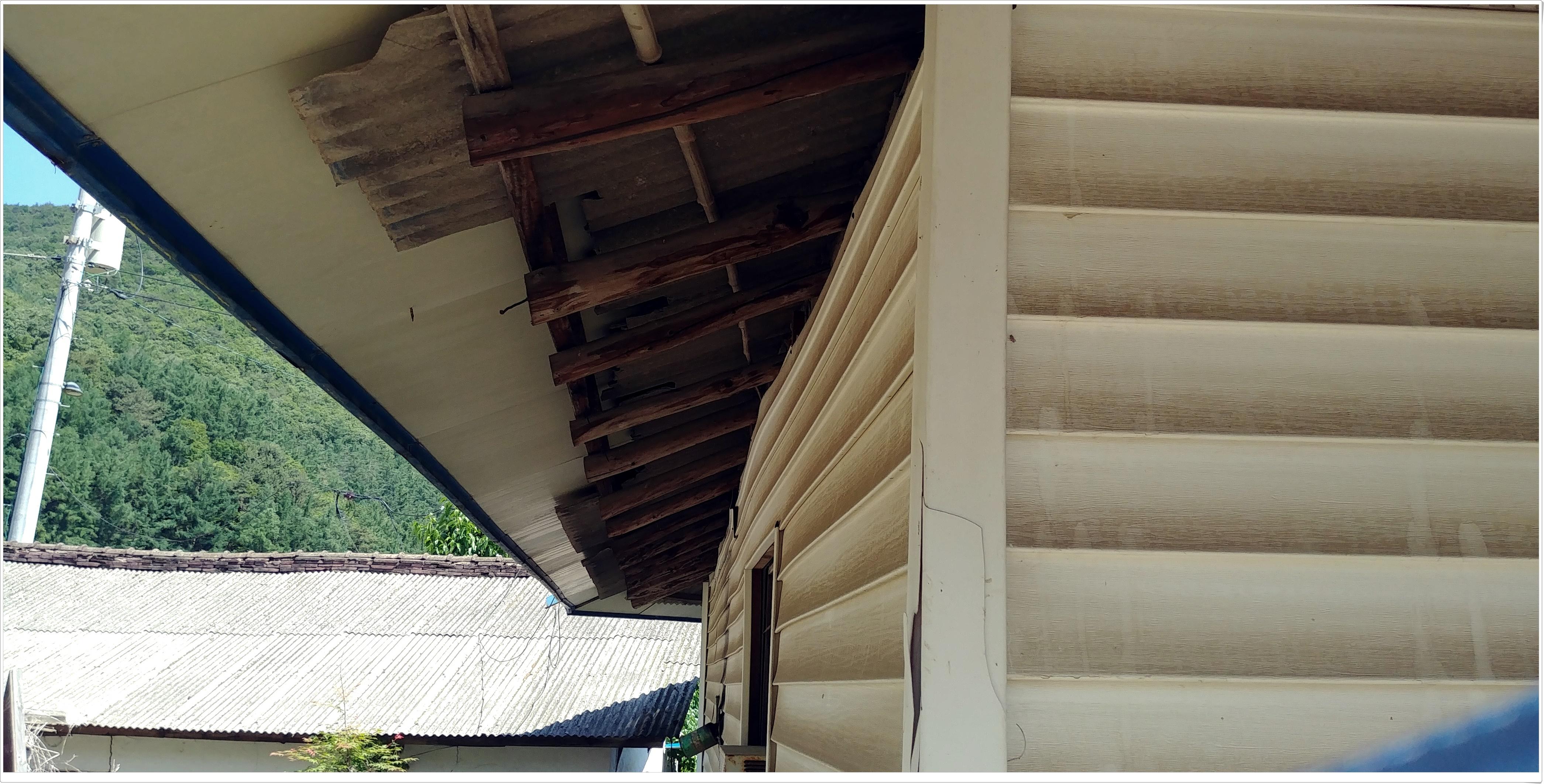 2 번째 사진 단독주택 에  연면적 ㎡ 광주시 주택 석면조사 현장