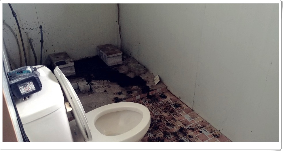 7 번째 사진 단독주택 에  연면적 ㎡ 광주시 주택 석면조사 현장