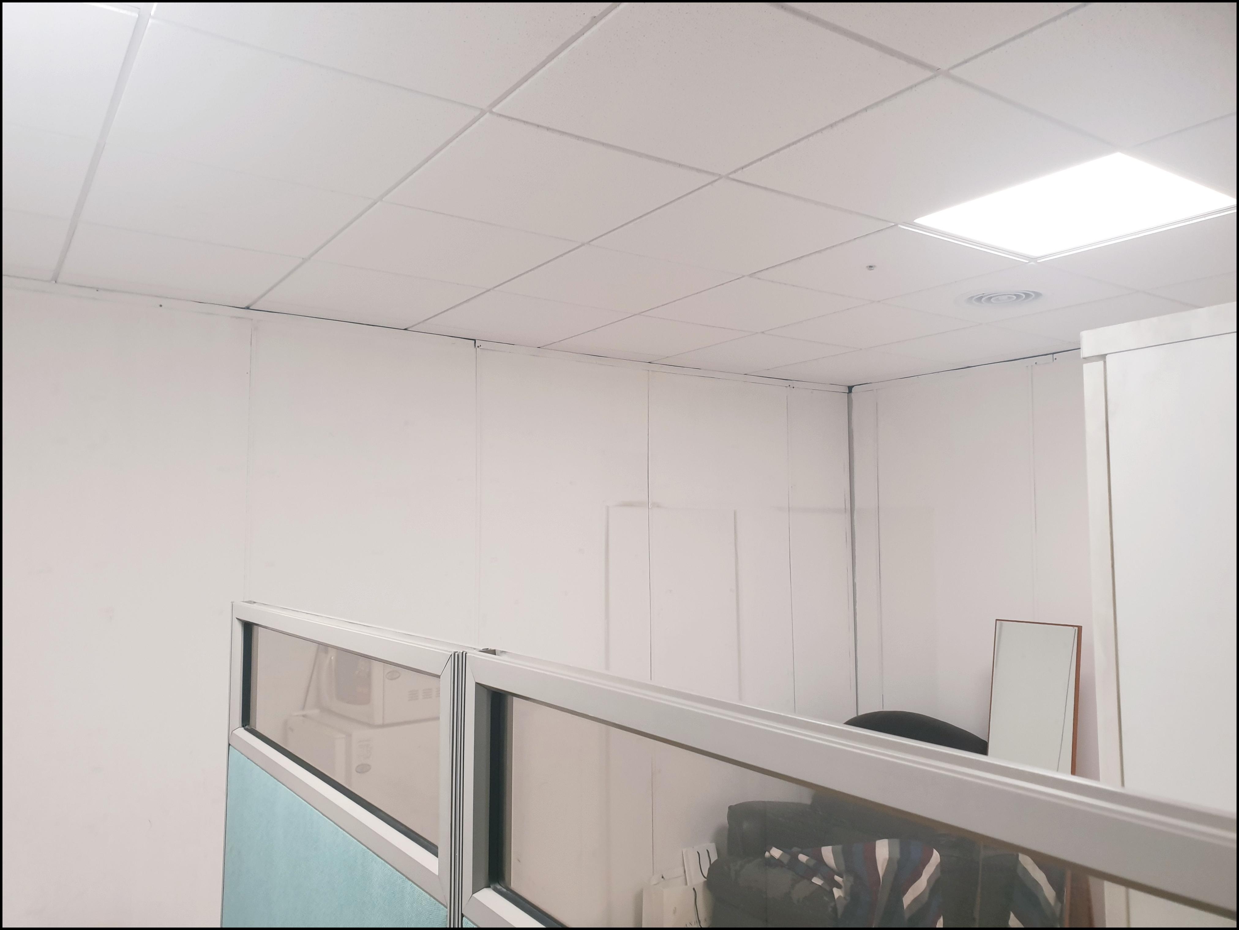 4 번째 사진 제2종 근린생활시설 에  연면적 ㎡ 일반 사무실 건물 석면조사 현장