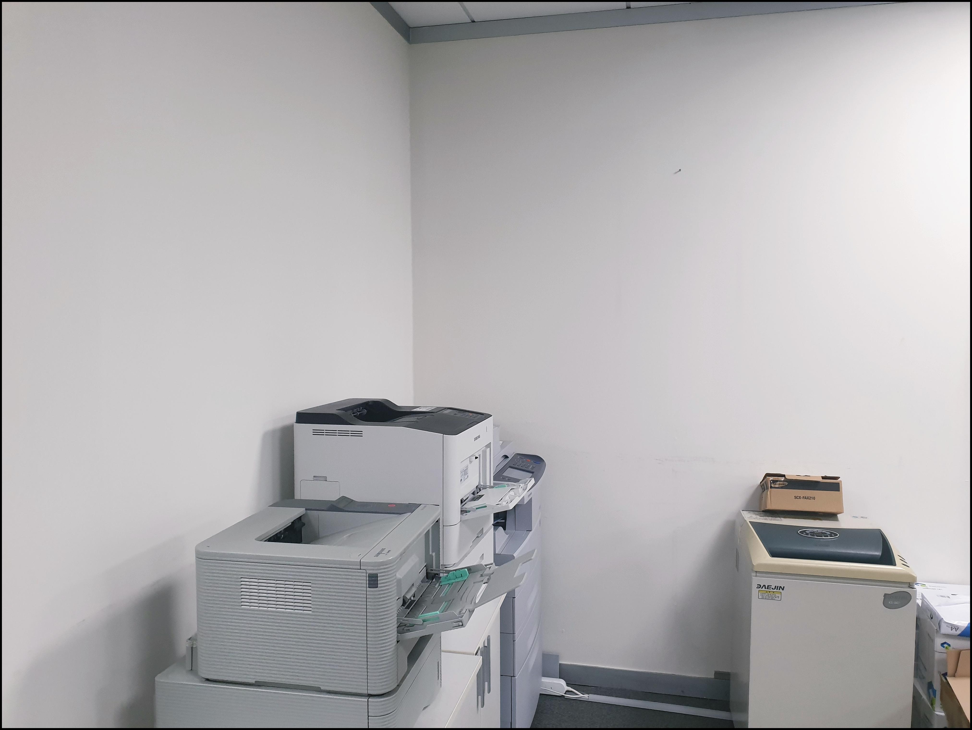 12 번째 사진 제2종 근린생활시설 에  연면적 ㎡ 일반 사무실 건물 석면조사 현장