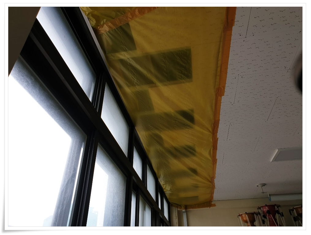 17 번째 사진  에  연면적 ㎡ 사하구 감천초등학교 병설유치원 석면 해체 공사