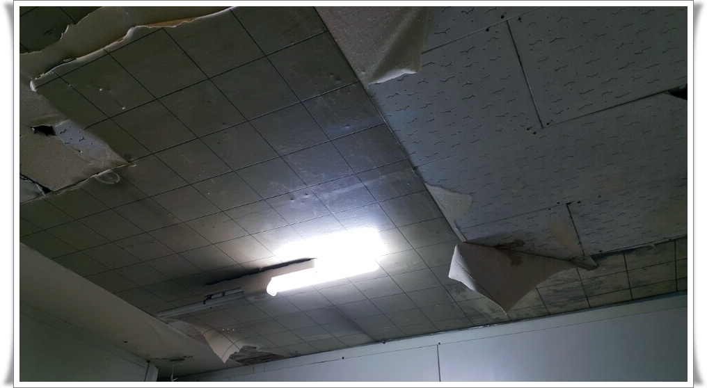 4 번째 사진 숙박시설 에  연면적 ㎡ 경기도 성남시 중원구 천장 석면 텍스 해체
