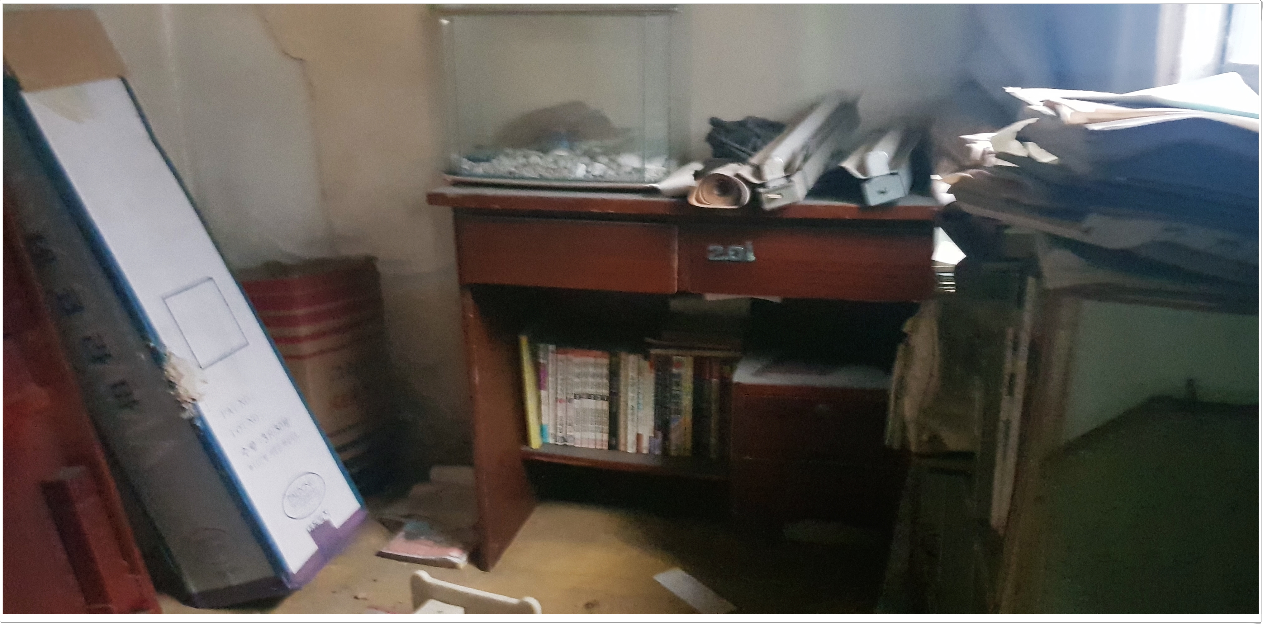 10 번째 사진 단독주택 에  연면적 ㎡ 부산 백양대로 주택 석면조사 현장