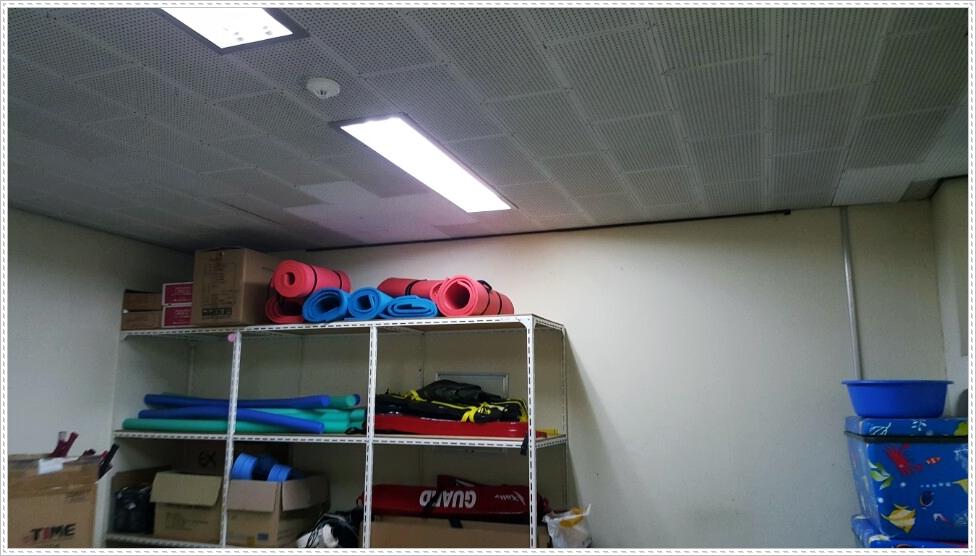 2 번째 사진  에  연면적 ㎡ 경기도 대학교 석면철거 현장
