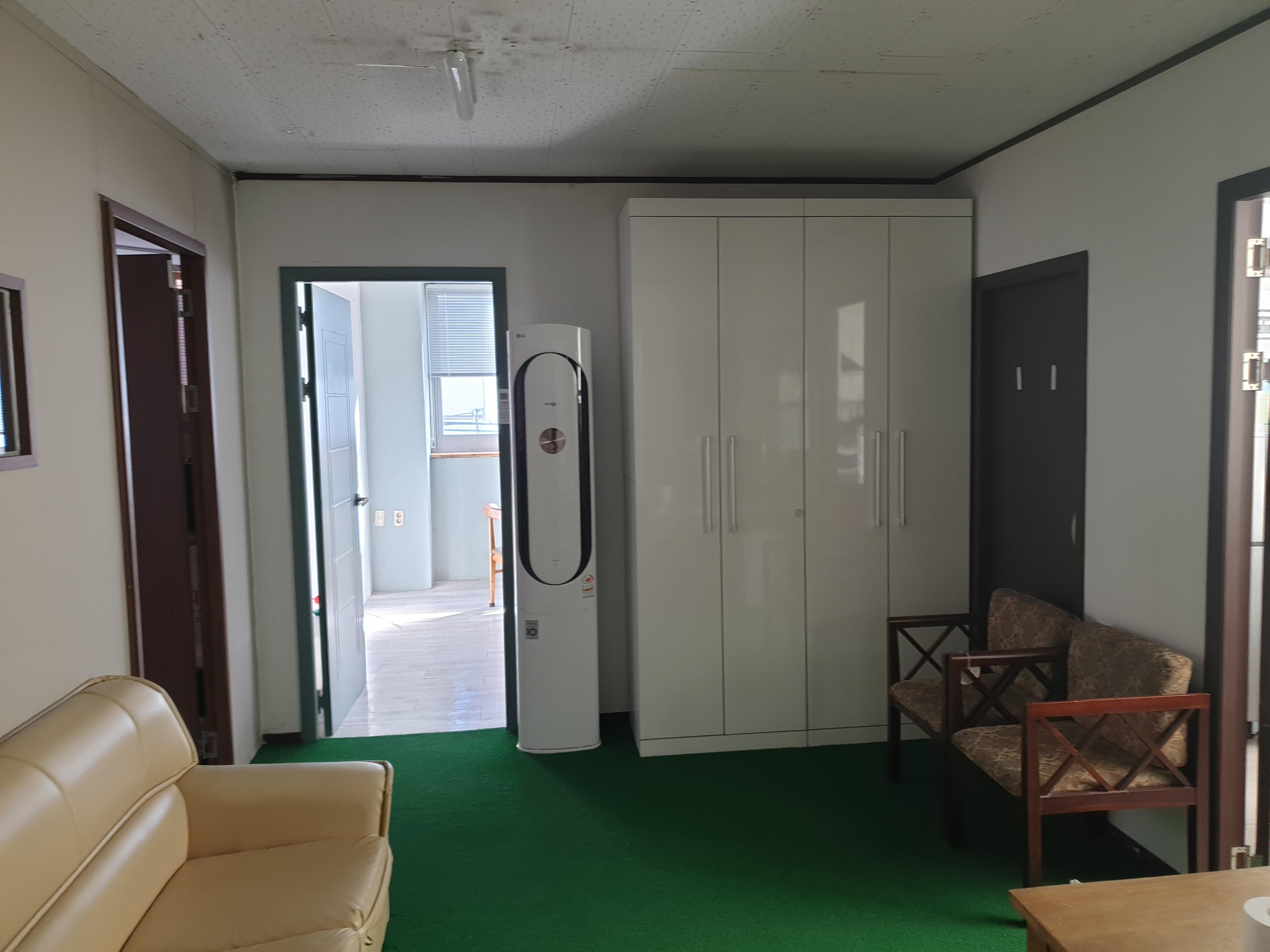 2 번째 사진 단독주택 에  연면적344.98 ㎡ 부산 남구 동명로 석면조사 현장