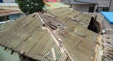 경남 남해군 상주면 지붕슬레이트 석면철거 공사