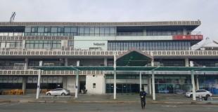 부산 연안여객터미널 3층 부 천정텍스 석면철거공사