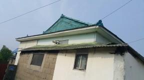 울산시 울주군 서생면 지붕교체사업을 위한 석면철거현장