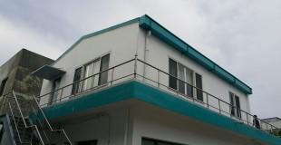 부산시 금정구 회동동 지붕 슬레이트철거