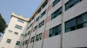 부산시 사하구 괴정동 동주중학교 5층 일부 석면해체제거 석면철거현장