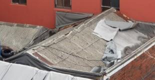 부산시 중구 보수대로 주택 슬레이트지붕 석면처리