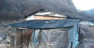 대구시 달성군 가창면 삼산리 슬레이트지붕 석면철거