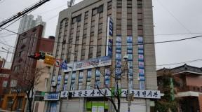 부산시 연제구 중앙천로 학원 밤라이트 석면처리