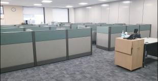 일반 사무실 건물 석면조사 현장